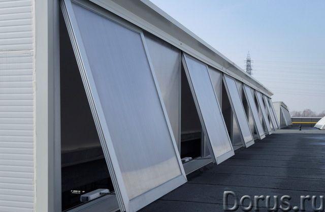 Алюминиевые и раздвижные дверные системы Керчь - Строительные услуги - Остекление фасадов зданий - э..., фото 2
