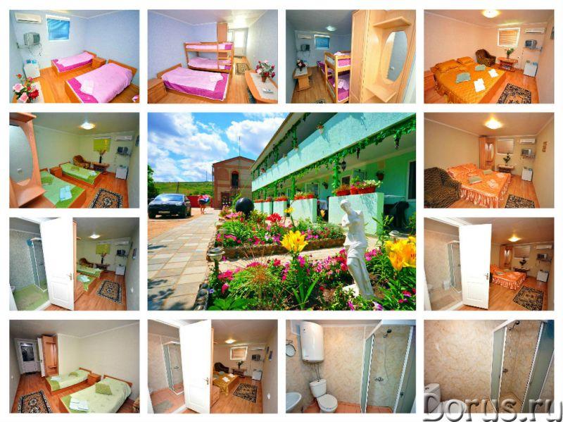 Крым отдых цены все включено база отдыха в Керчи Курортное - Аренда недвижимости на курортах - Лагун..., фото 2