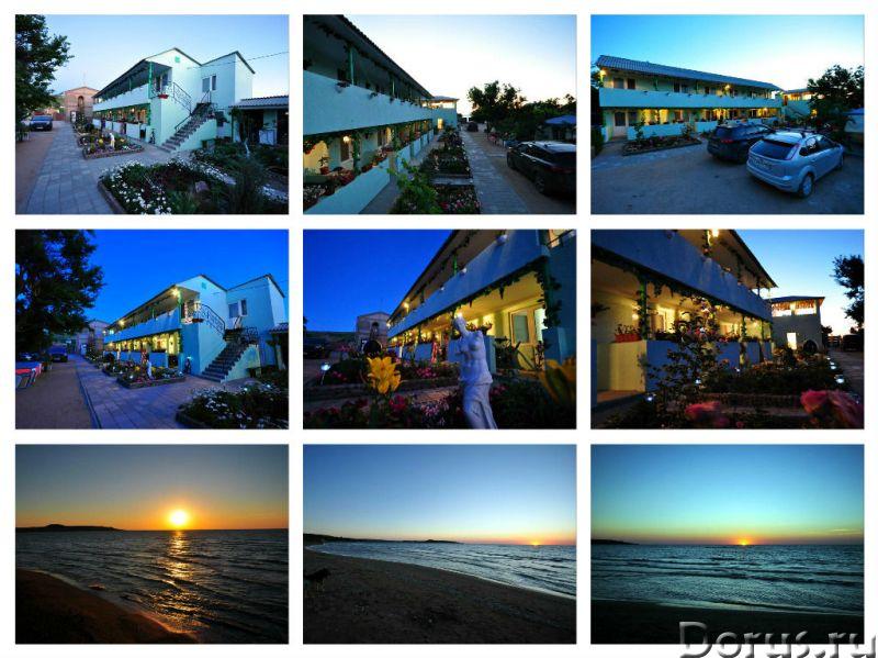 Крым отдых цены все включено база отдыха в Керчи Курортное - Аренда недвижимости на курортах - Лагун..., фото 5